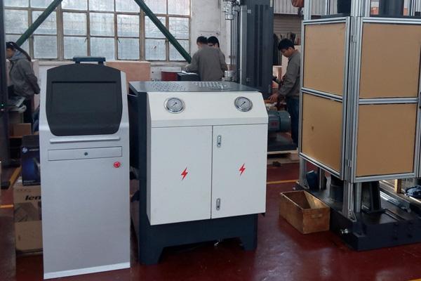 50T龙8国际deng录la压弹簧试yan机