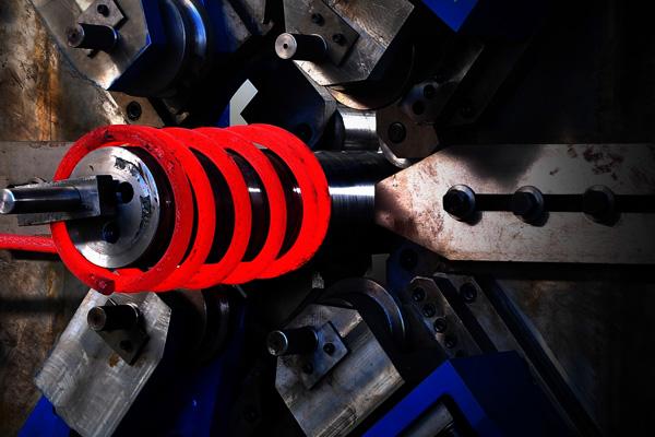 long8国际登录热卷弹簧机