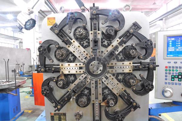 long8国际登录wan能弹簧机